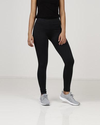 7306dcb42b220 Fifth Element Anti Cellulite Leggings Black   Zando