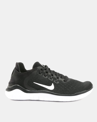 355c0e0382 Nike Performance Womens Nike Free RN 2018 Black White