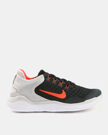 Nike Performance Nike Free RN 2018 Black Crimson/Vast Grey