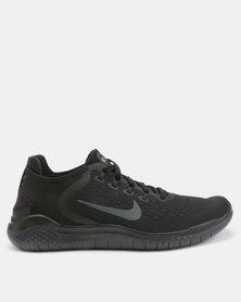 Nike Performance Free RN Trainers Black