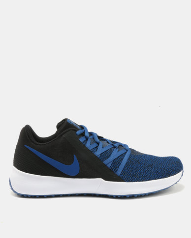 02cf9553a68 Nike Performance Nike Varsity Compete Trainer Black Gym Blue