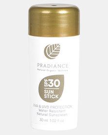 Pradiance Sun Protection Sun Stick SPF 30 UVA & UVB 30ml