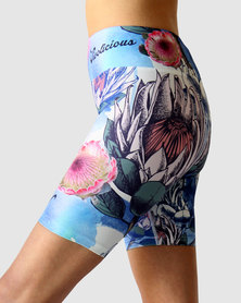 Vivolicious Protea Tech Shorts Multi