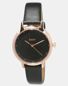 DKNY The Modernist Watch Black