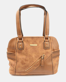Blackcherry Bag Hand Bag Tan