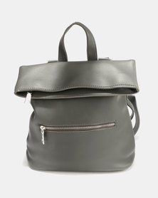 IRIS Harper Backpack Grey