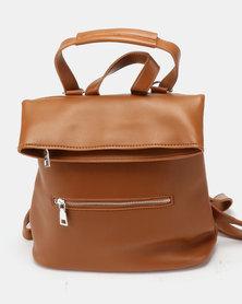 IRIS Harper Backpack  Tan