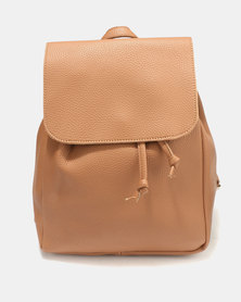 IRIS Lily Backpack Camel