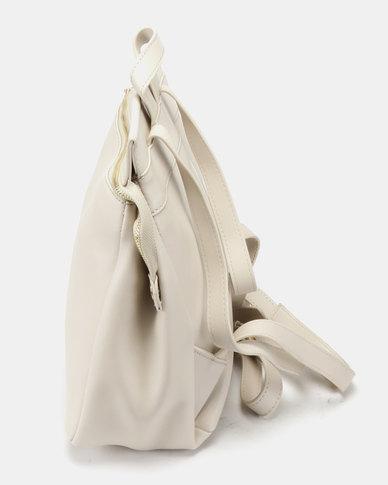 IRIS Penelope Backpack Cream
