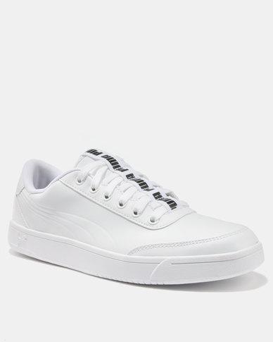 ce1ab9aeceac45 Puma Court Breaker Bold Sneakers Puma White | Zando