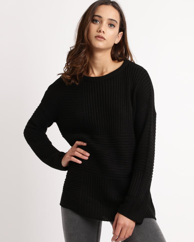 Silent Theory Blocked Jersey Black