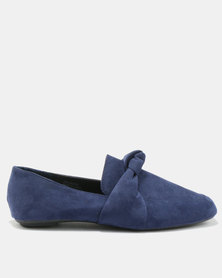Solle Flat Shoes Blue