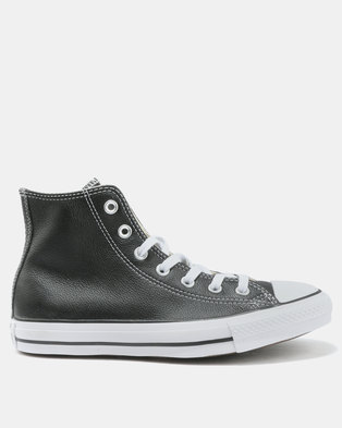 250111decae Converse Chuck Taylor All Star Hi Sneakers Black