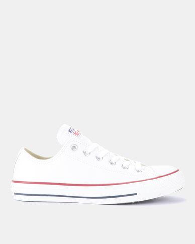 02b1e35e313 Converse One Star Academy OX (White) 163269C;