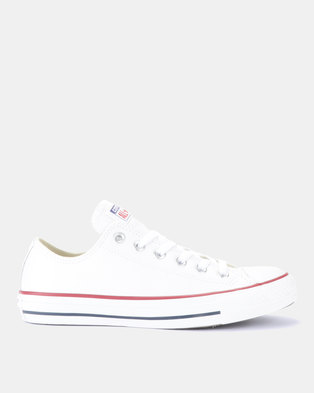 Converse Chuck Taylor All Star Ox White 5727e77de