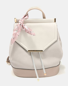 Call It Spring Parrano Backpack Light Grey