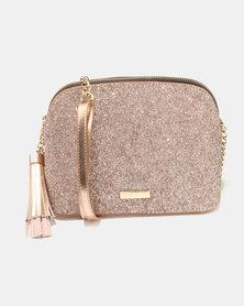 Call It Spring Quartie Handbag Metallic Miscellaneous