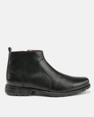 Step On Airs Shane Boot Black
