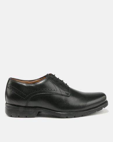 Step On Airs Shane Lace Up Black