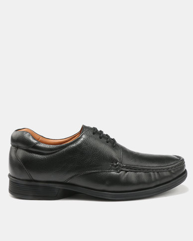 Step On Airs Caden Lace Up Black