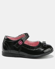 Bubblegummers Girls Casual Pumps Black
