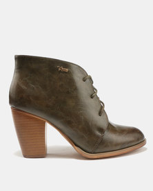 low price online PLUM PLUM Nevada Flat Ankle Boots Taupe discount many kinds of sale low price fee shipping 2qcBXGIy8