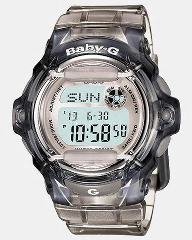 Casio Baby-G Watch BG-169R-8D Grey