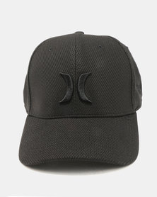 Hurley One & Only Diamond Cap Black