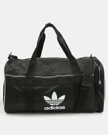 Adidas Duffel Bag Medium Adicolour Black
