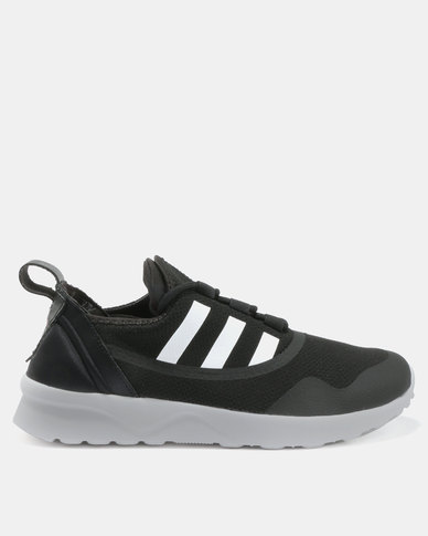 innovative design 3efe0 5fba4 adidas ZX Flux ADV Virtue Footwear Black/White/Ultpop