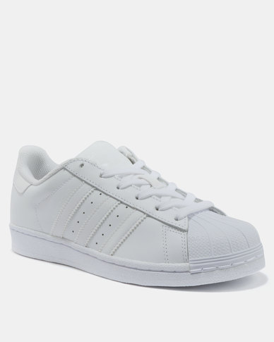 best authentic 25836 1c685 adidas Superstar Womens Footwear White  Zando