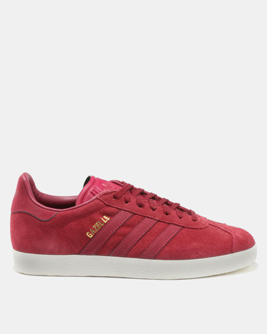 08f16a9d9dc2 adidas Gazelle Sneakers Red White   Zando