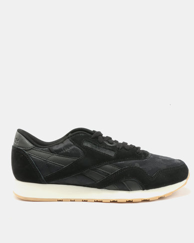 Reebok Classic Nylon SG Sneakers Black/Chalk
