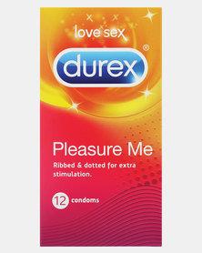 Durex Pleasure Me Condoms 12s