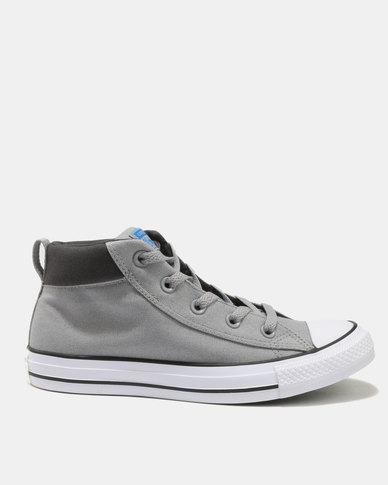 e4161e8dbaa7 Converse Chuck Taylor All Star Street Sneakers Dolphin White