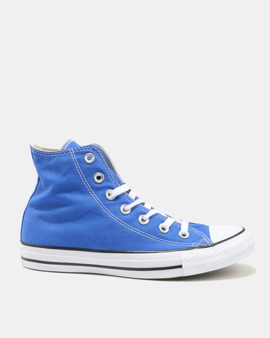dbd949812c0d81 Converse Chuck Taylor All Star HI Sneakers Hyper Royal
