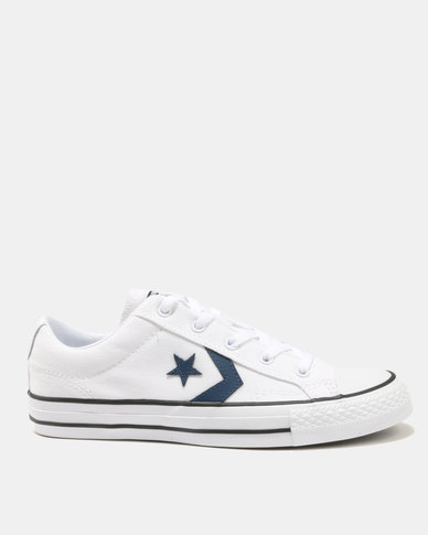 3c8bbb5d6 ... promo code converse star player ox white navy black ebade 652a0