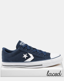 Converse Star Player - OX - Navy/White/Black