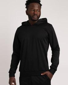 Bfit Active Wear Mens Hoodie Black