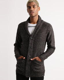 St Goliath Keepers Cardi Charcoal
