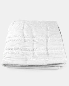 Pierre Cardin Hand Towel White