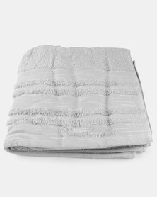 Pierre Cardin Hand Towel Grey