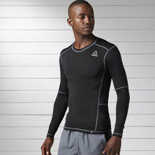 Work Out Ready Compression Long Sleeve