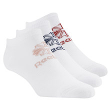 Foundation Unisex No Show Socks - 3 pair