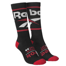 Vector Graphic Crew Sock