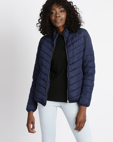 Utopia Puffer Jacket Navy