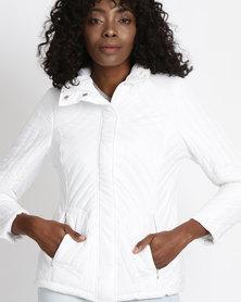 Utopia Puffer Jacket White