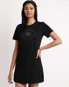Converse Core CP Tee Dress Black
