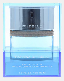 Banana Republic Wild Blue EDT 50ml (Parallel Import)
