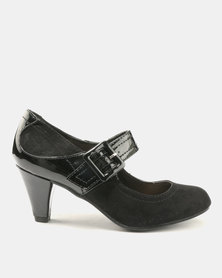 Utopia Mary Jane Courts Black